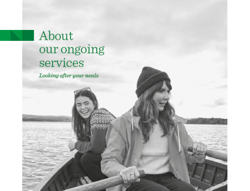 About our Ongoing Services